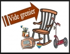 participation vide grenier de quartier